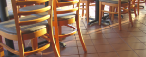 Restaurant Tile and Grout Cleaning